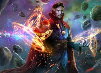 'Vengadores: Guerra del Infinito' Benedict Cumberbatch confirma que Doctor Extraño estará en ella