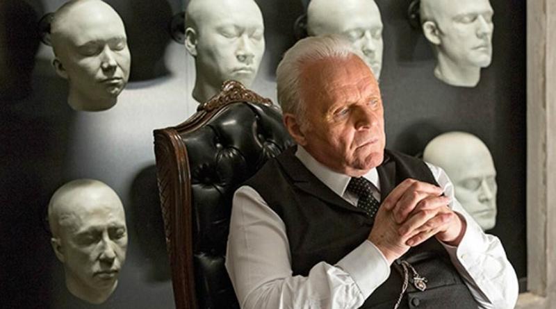 Westworld nuevas imágenes Anthony Hopkins tiene un escalofriante número de cabezas - Anthony Hopkins