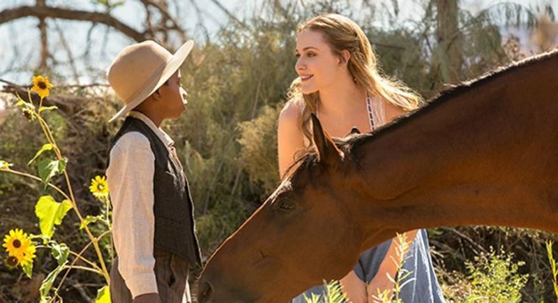 Westworld nuevas imágenes Anthony Hopkins tiene un escalofriante número de cabezas - Evan Rachel Wood