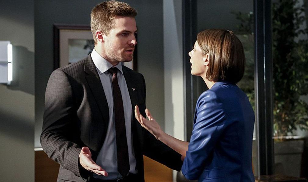 Arrow temporada 5 promo 5x02 'The Recruits'