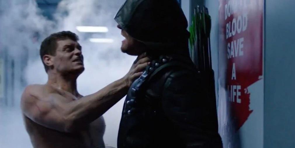Arrow temporada 5 promo 5x03 'A Matter of Trust'