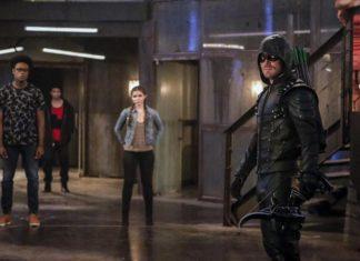 Arrow temporada 5 promo 5x04 'Penance'