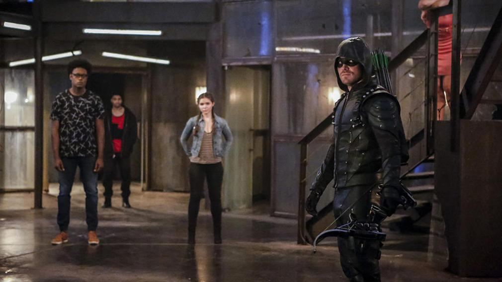 Arrow temporada 5 promo 5x04 'Penance'