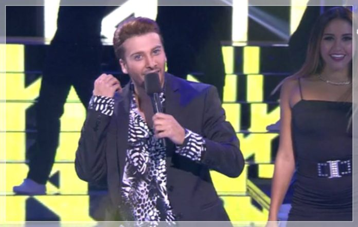 Blas canto imitando a Justin Timberlake en tu cara me suena