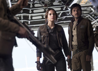 Diego Luna habla sobre 'Rogue One' y 'Star Wars'