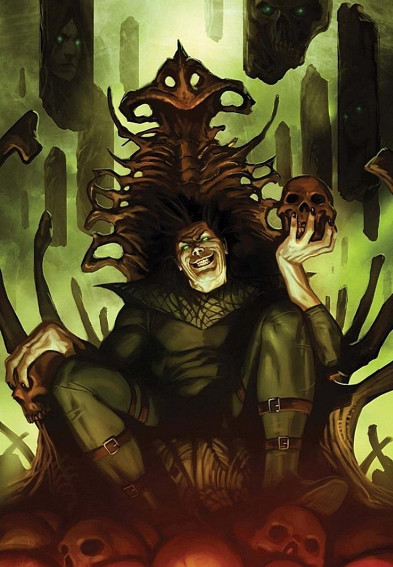 'Doctor Extraño 2' Scott Derrickson quiere al villano Nightmare - Imagen Nightmare o Pesadilla