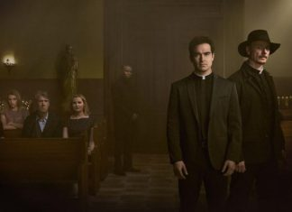 El Exorcista temporada 1 promo 1x04 'The Moveable Feast'