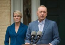 House of Cards temporada 5 se incorporan Patricia Clarkson y Campbell Scott