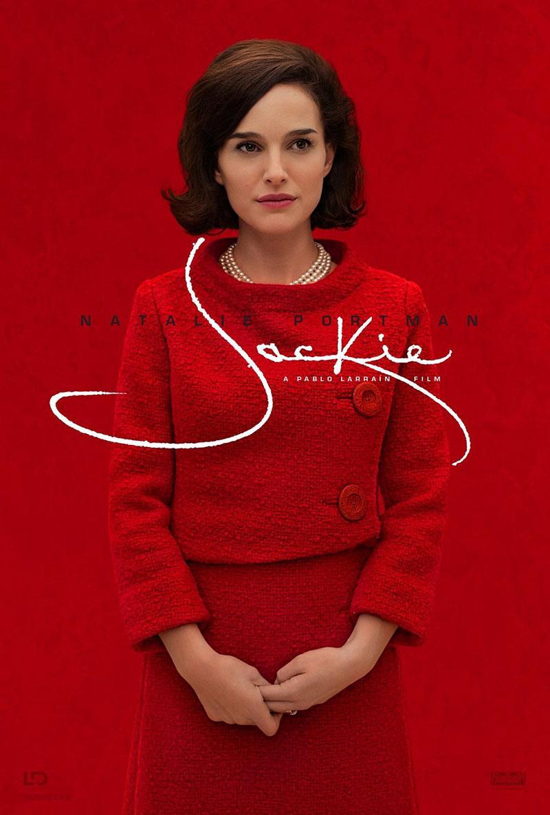 'Jackie' póster y teaser tráiler: Natalie Portman como Jackie Kennedy - Póster