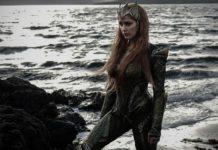 'La Liga de la Justicia' primera imagen de Amber Heard como la Reina Mera