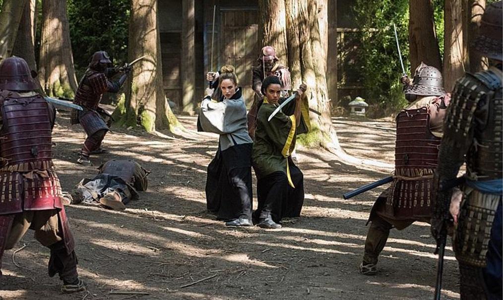 Legends of Tomorrow temporada 2 promo 2x03 'Shogun'