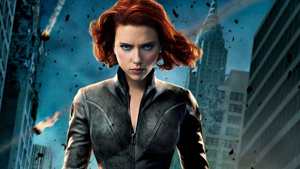 Scarlett Johansson la película 'Viuda Negra' es una posibilidad