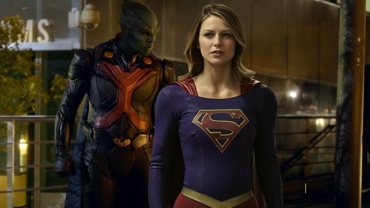 Supergirl temporada 2 promo 2x04 'Survivors'