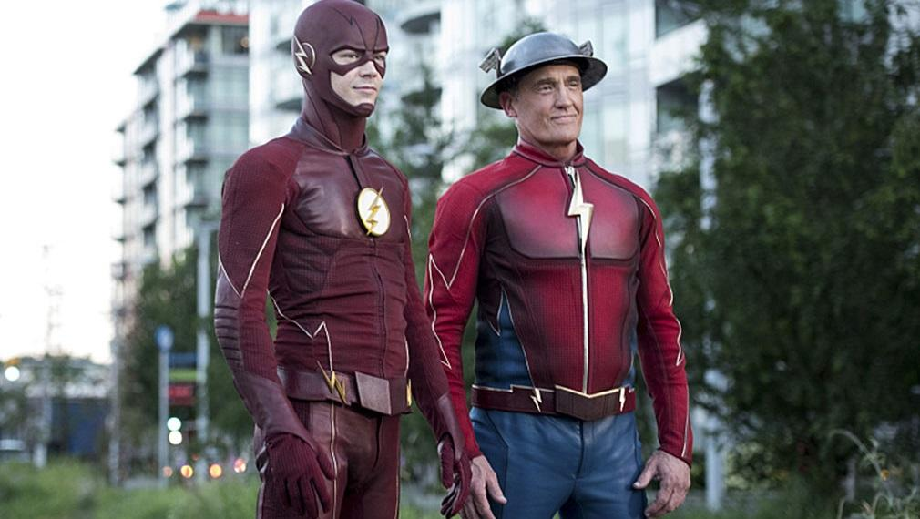 The Flash temporada 3 promo 3x02 'Paradox'