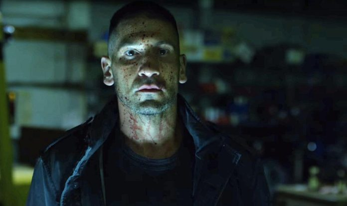 'The Punisher' primera foto de rodaje con un personaje de 'Daredevil'