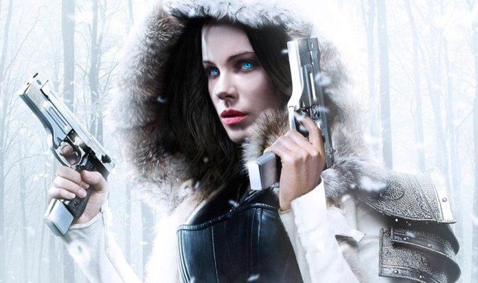 'Underworld Blood Wars' posters de Selene y otros personajes