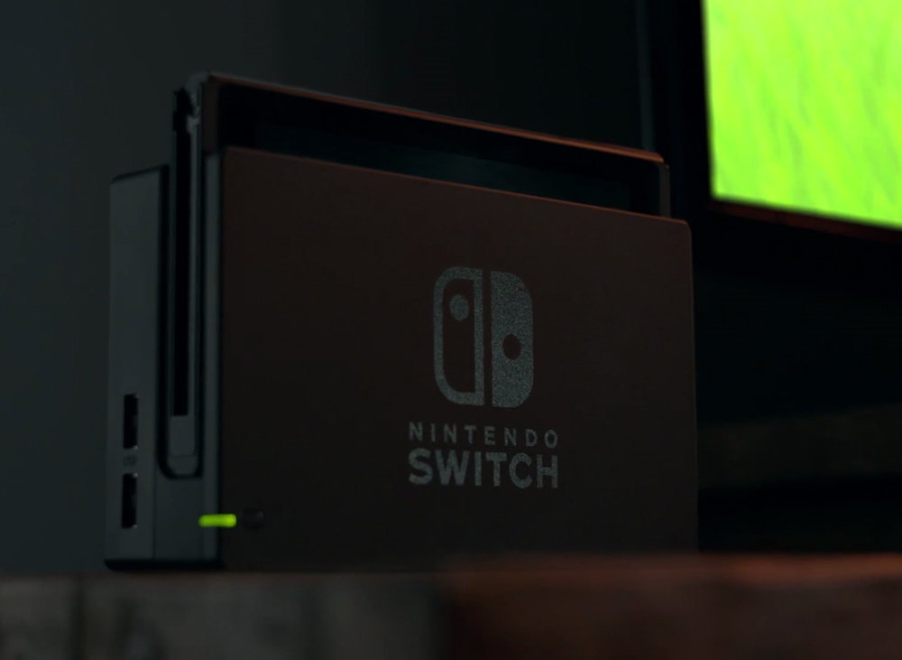 Signal blocker Greenacre | Nintendo Switch's wild ideas will echo into 2018