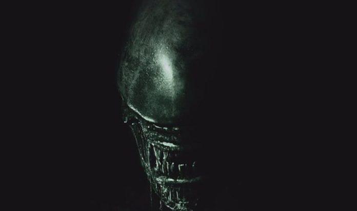 'Alien Covenant' teaser póster, es tiempo de correr
