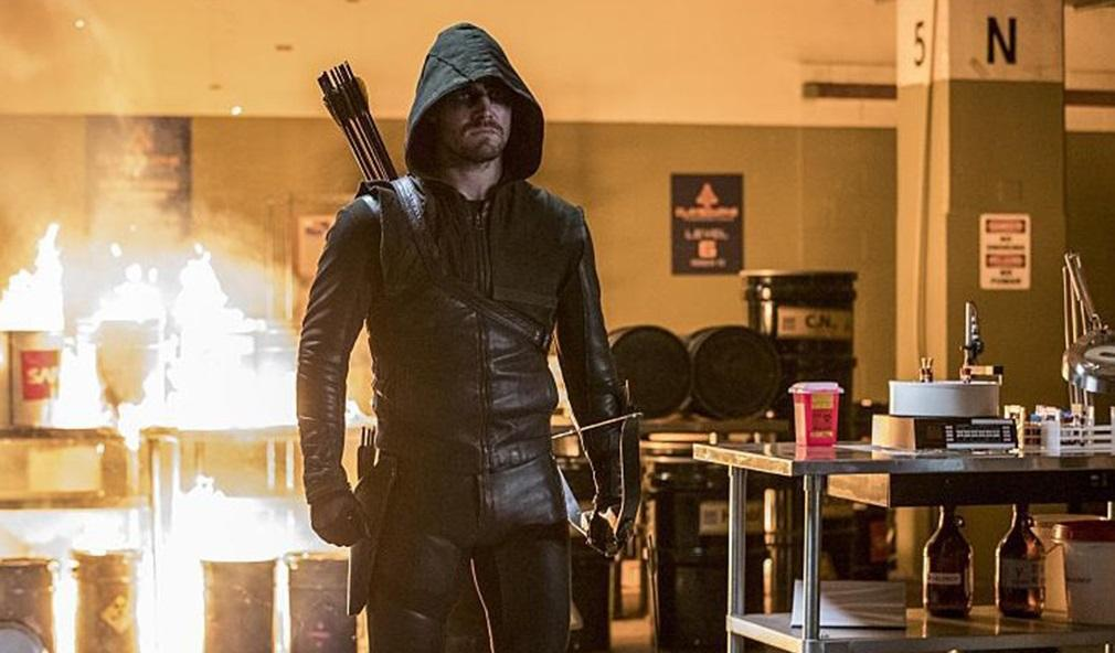 Arrow temporada 5 sinopsis 5×09 'What we leave behind'