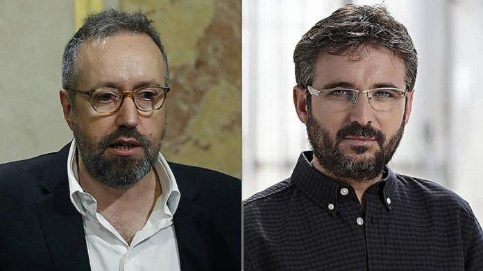 Polémica 'Salvados': Jordi Évole y J. Carlos Girauta (Ciudadanos) se enfrentan en Twitter