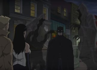 'Justice League Dark' trailer completo
