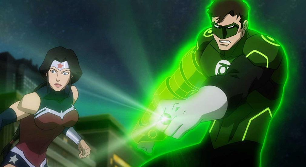 'La Liga de la Justicia' Linterna Verde aparecería en una escena clave