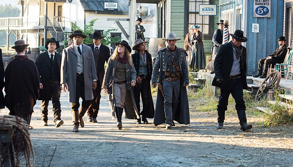 Legends of Tomorrow 2x06 promo 'Outlaw Country'
