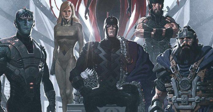 'Los Inhumanos de Marvel' serie de televisión de ABC