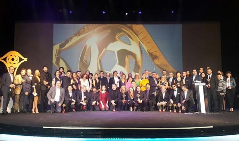 Premios Iris 2016 'El Ministerio del Tiempo' y 'El Hormiguero' grandes triunfadores