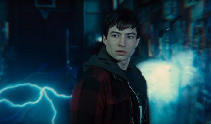 Según el actor Ezra Miller 'The Flash' empieza a rodarse este año