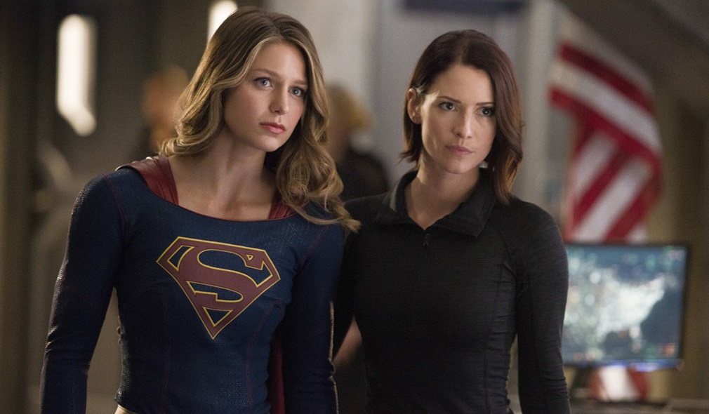 Supergirl temporada 2 promo 2x05 'Crossfire'