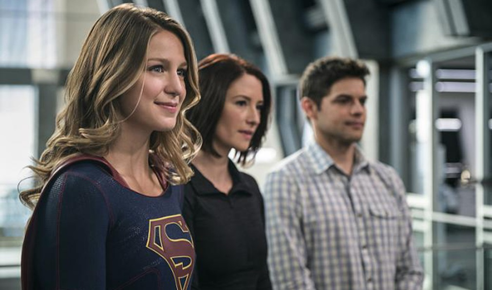 Supergirl temporada 2 promo 2x06 'Changing'