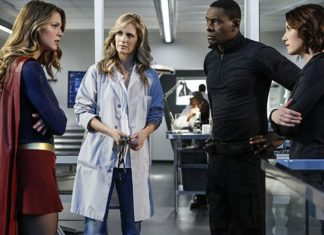 Supergirl temporada 2 promo 2x08 'Medusa' prologo a 'Invasión!'
