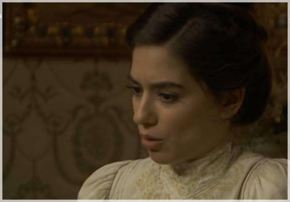 Teresa encuentra a Cayetana tras la fuga del convento en Acacias 38