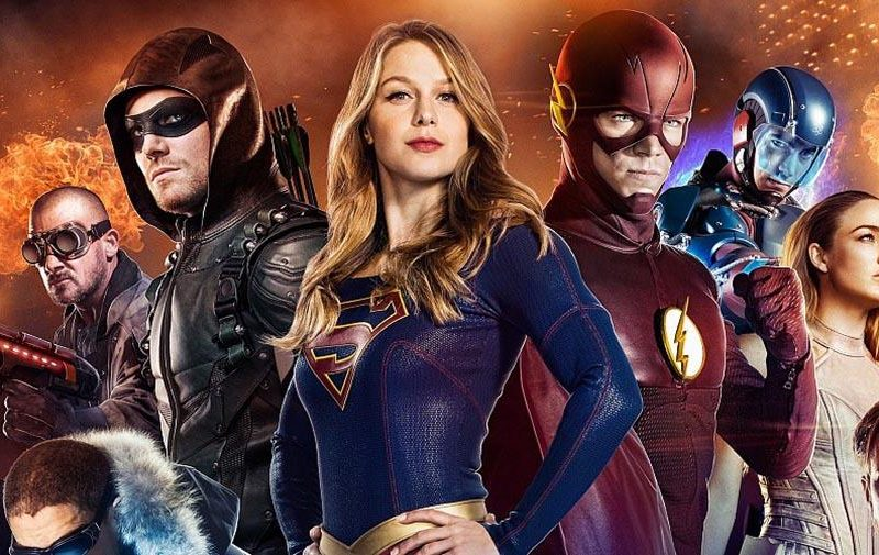 'The Flash', 'Arrow', 'Supergirl' y 'Legends of Tomorrow' crossover completo