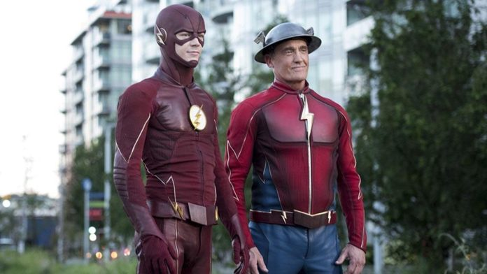 The Flash temporada 3 sinopsis 3x09 'The Present'