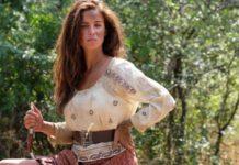 Víctor Ros capítulo 3 de la segunda temporada 'Hijos de un dios extraño' - Paula Prendes cono Elena