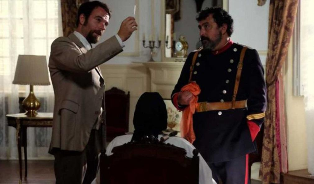 Víctor Ros capítulo 4 temporada 2 'Las cuatro esquelas'