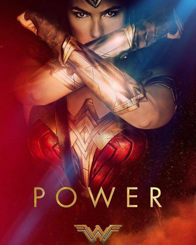 Wonder Woman trailer 2 línea de tiempo con 'La Liga de la Justicia' - Poder