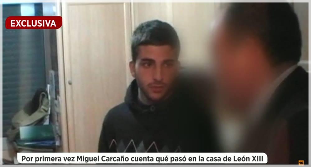 miguel carcaño admite la muerte de marta del castillo en un video emitido en espejo público