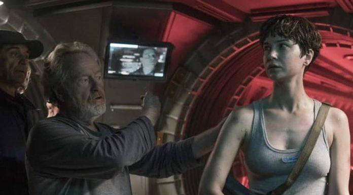 'Alien Covenant' imagen y detalles revelados