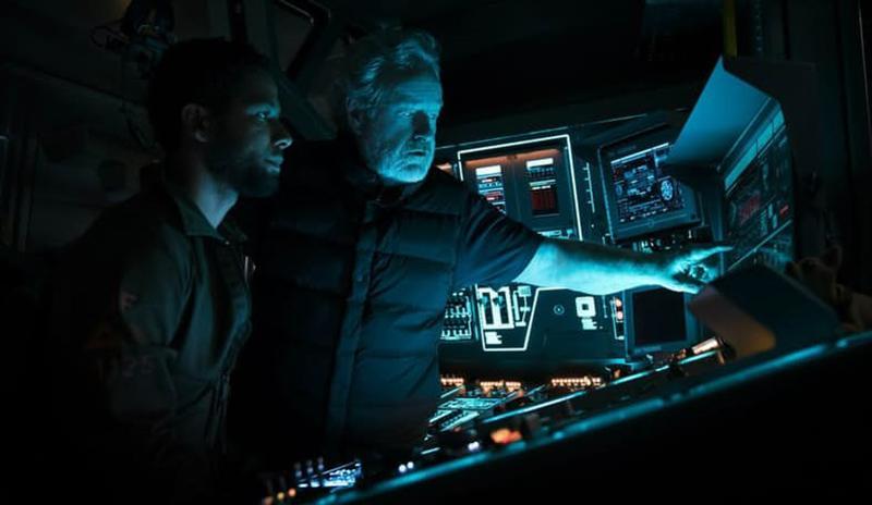 Nuevas imágenes de 'Alien: Covenant' secuela de 'Prometheus' y precuela de 'Alien' - Ridley Scott y Jussie Smollett