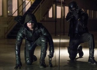 Arrow temporada 5 promo 5x09 'What We Leave Behind'