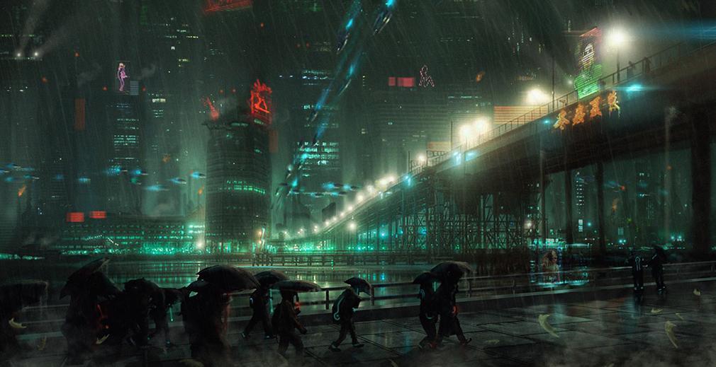 El rodaje de 'Blade Runner 2049' comenzó meses antes de la llegada de Harrison Ford