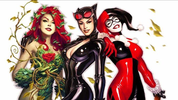 'Gotham City Sirens' Megan Fox suena para el papel de la hiedra venenosa