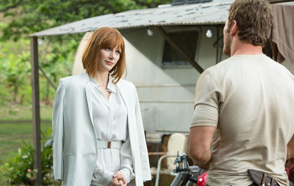 'Jurassic World 2' J.A. Bayona dará un nuevo rol a Bryce Dallas Howard