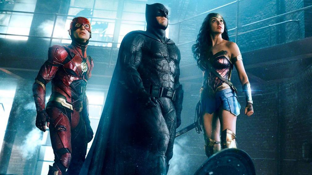 'La Liga de la Justicia' contará con la Reina Hippolyta y Lex Luthor