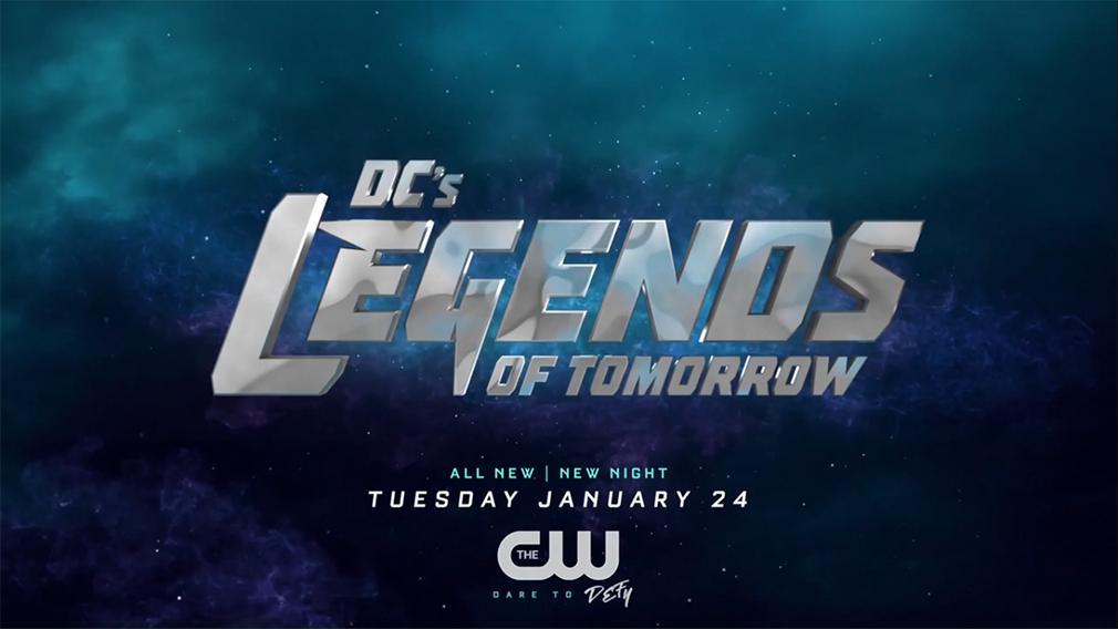 Legends of Tomorrow temporada 2 promo 2×09 'Raiders of the Lost Art'