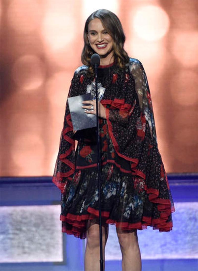Lista de ganadores de los Critic's Choice Awards 2016 - Natalie Portman mejor actriz dramática