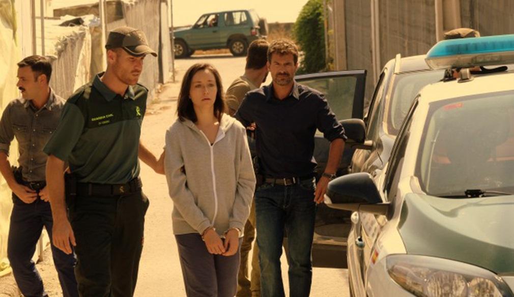 Mar de plástico capítulo 12 temporada 2 'Cristina'